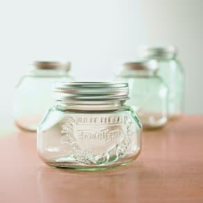 LEIFHEIT ライフハイト プリザーブジャー2個組  500ml ガラスの保存瓶