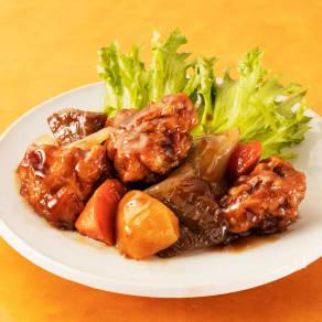 大戸屋監修 鶏肉の黒酢あん (160g×7袋)