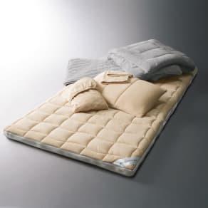 ディノス寝具ベストヒットセット シングル6点セット