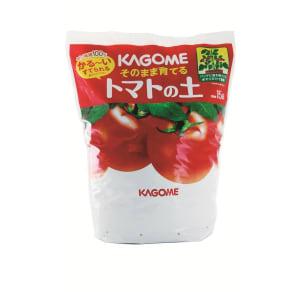 KAGOME そのまま育てるトマトの土 15L