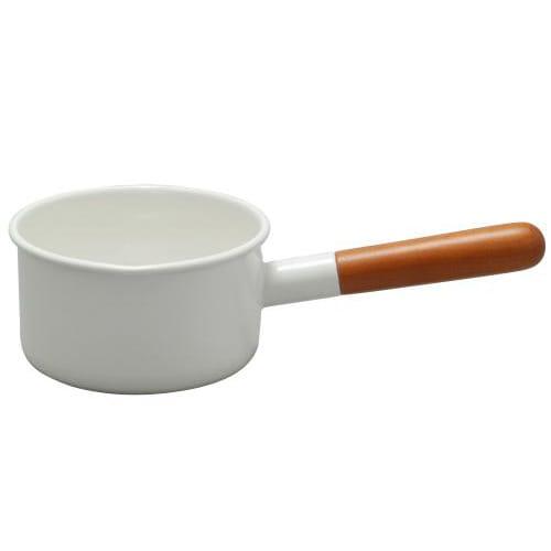 野田琺瑯 <POCHIKA(ポーチカ)>ミルクパン 12cm