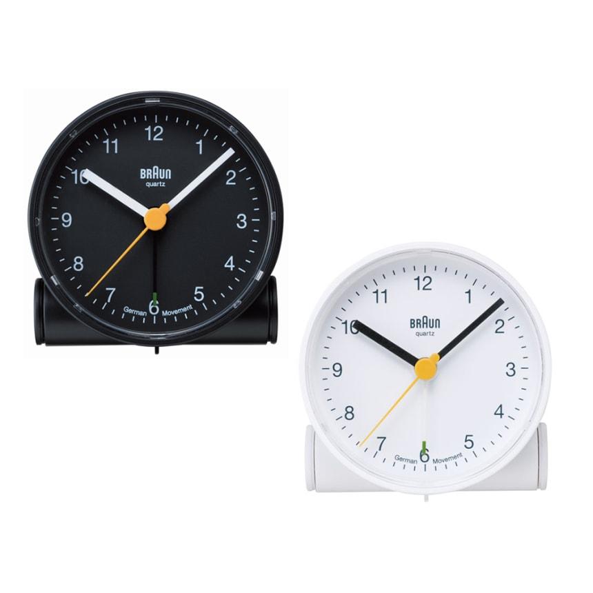 BRAUN(ブラウン) BNC001 アラームクロック目覚まし時計