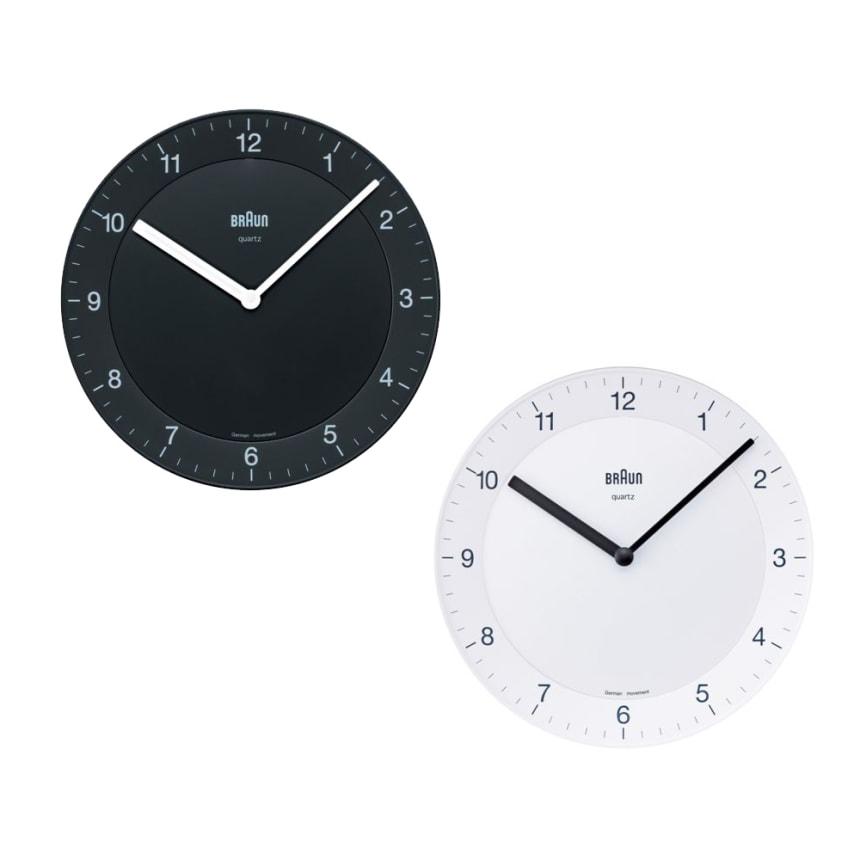 BRAUN(ブラウン) BNC006-NRC アラームクロック目覚まし時計