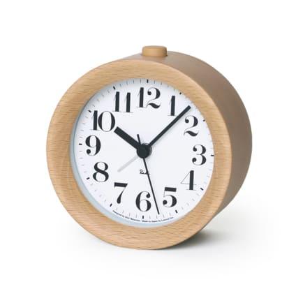 Lemnos(レムノス)RIKI ALARM CLOCK アラーム時計
