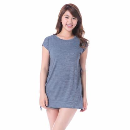 FILA(フィラ)/水陸両用フリンジTシャツ