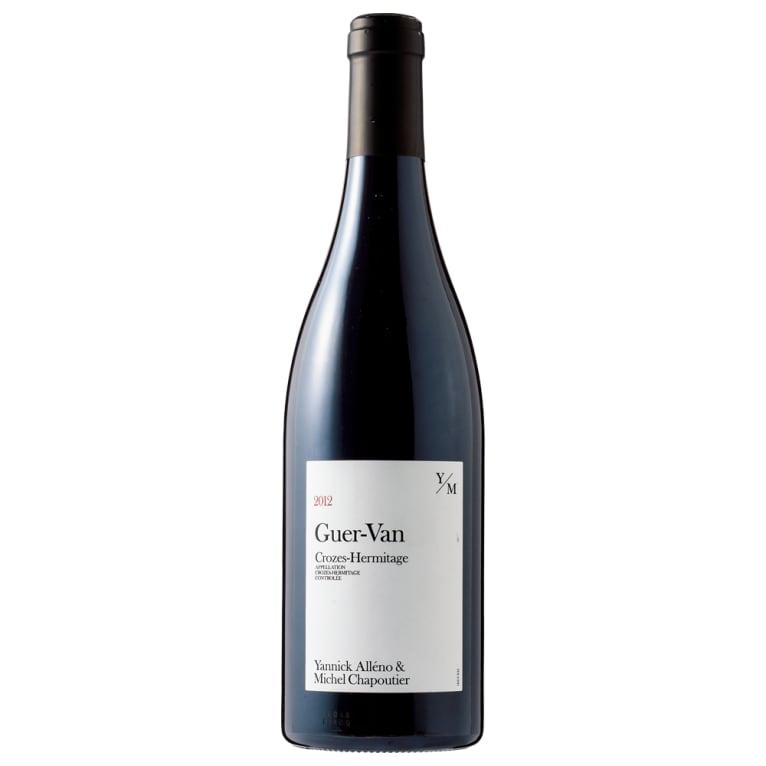 「グエル・ヴァン」  クローズ・エルミタージュ(赤ワイン) (750ml)