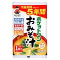 5年保存防災食 ポケットワンおみそ汁 (9.5g×30袋)