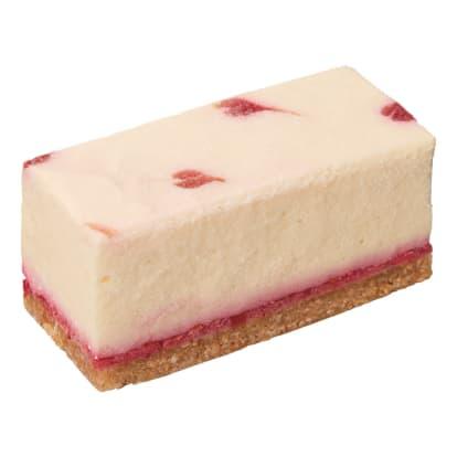【ホワイトデーお届け】コガネイチーズケーキ ホワイトベリーチーズケーキ (約80g×6個)