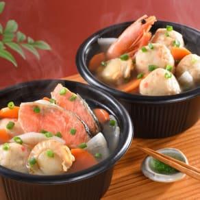 【お歳暮ギフト】小樽の小鍋 (4食セット)