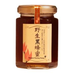 野生黒蜂蜜 (180g×2本)