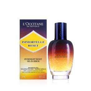 L'OCCITANE/ロクシタン イモーテル オーバーナイトリセットセラム 50ml