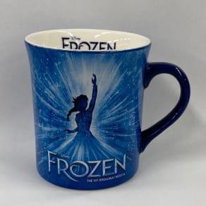 アナと雪の女王/ティーカップ ブルー