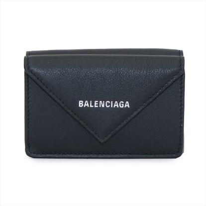 BALENCIAGA/バレンシアガ 三つ折り財布 391446 DLQ0N