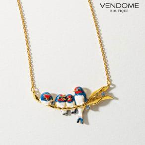 VENDOME BOUTIQUE/ヴァンドームブティック ツバメ ネックレス