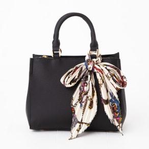 COOCO/クーコ スカーフ付き 2WAY バッグ