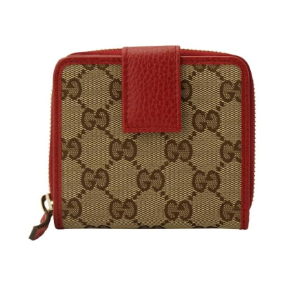 GUCCI OUTLET/グッチ アウトレット 折財布 346056KY9LG