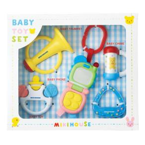 miki HOUSE(ミキハウス)/ベビートイセット|おもちゃ