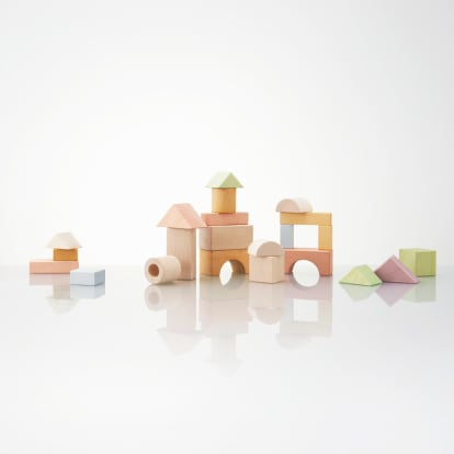 Ed・Inter(エド・インター)/つみきのいえ Lサイズ|おもちゃ・知育玩具