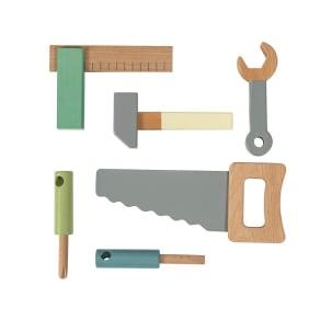 sebra(セバ)/ウッドツール工具セット|おもちゃ