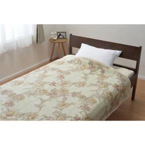 京都西川/日本製ニューマイヤー毛布