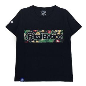 RealBvoice(リアルビーボイス)/キッズ ボタニカル柄 Tシャツ(100-160cm)