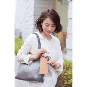 COGIT(コジット)/かばんにつけるメガネポケット