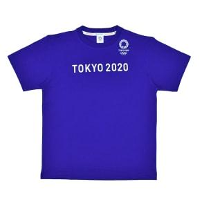 胸プリント Tシャツ YO-03(東京2020 オリンピックエンブレム)