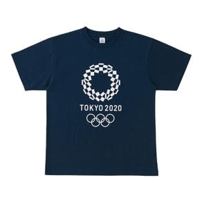 プリント Tシャツ YO-130(東京2020 オリンピックエンブレム)