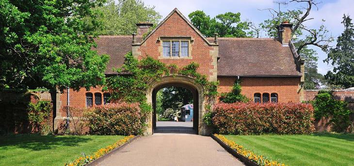 イギリスで訪ねた庭レポート vol.8 ヒーバー・キャッスル & ガーデンズ編