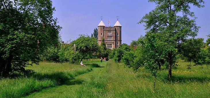 イギリスで訪ねた庭レポート vol.11 シシングハースト・カースル・ガーデン編(後編)
