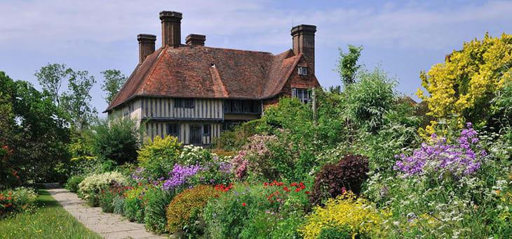 イギリスで訪ねた庭レポート vol.12 グレート・ディクスター・ハウス&ガーデンズ編