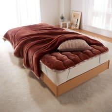 【TEIJIN】あったか毛布 お得な掛け+敷きセット