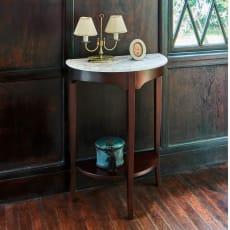 イタリア製大理石シリーズ コンソールテーブル・幅60cm