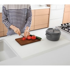キッチン用半透明保護マット 特大サイズ