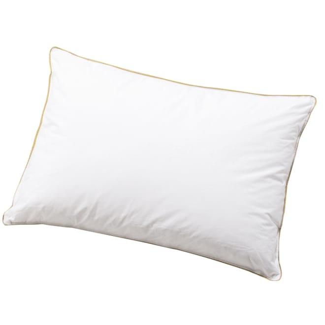 【フォスフレイクス】枕クラシック&ロイヤーレ 2個組 (キ)ホワイト お届けは大判サイズ(50×70)のお得な2個組です。