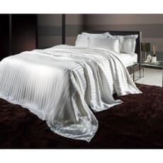 オールシルクシリーズ シルクカバー付き真綿肌掛け布団