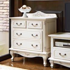 アンティーク調クラシック家具シリーズ チェスト・幅75cm