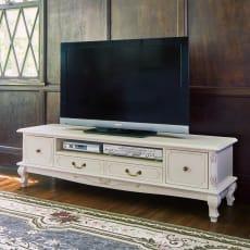 アンティーク調クラシック家具シリーズ テレビ台・幅150cm