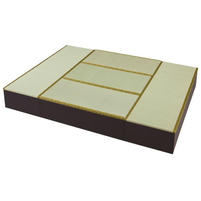 ユニット畳シリーズ お得なセット 6畳セット 幅180奥行240cm 高さ31cm お得な6畳セット(1畳×3+1.5畳×2)
