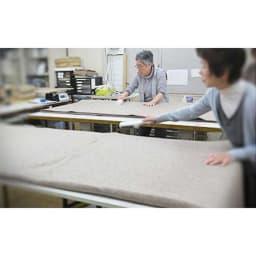 【毛布の老舗 三井毛織】エジプト超長綿やわらか綿毛布 掛け毛布 素肌に使う寝具だからこそ、清潔性だけでなく、安全性も徹底