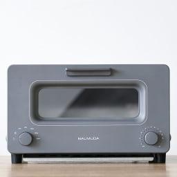 【送料無料】BALMUDA/バルミューダ ザ トースター (オ)グレー