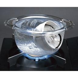 【特典付き】サイレントミルサーおろしカッター付き WEB限定 先着200名様 レビューを書いて特典付き ガラス容器やカッター刃部は丸ごと煮沸消毒OK!ニオイうつりもなく、衛生的に使えます。