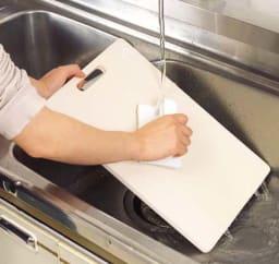 プロも納得 抗菌力が持続するまな板パルト 軽量コンパクト