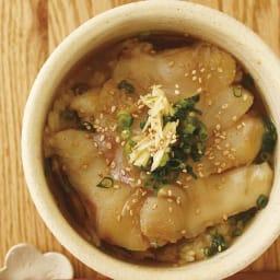 伊賀焼長谷園 陶器のおひつ陶珍 2合用 熱々のブリのあつめし
