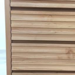 アルダー格子収納庫 幅45cm引出し・奥行35cm 美しい格子デザインが魅力です。