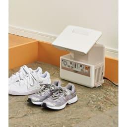 象印 プレミアム布団乾燥機 本体 布団以外の乾燥にも便利! 急ぎの洗濯物や梅雨時の部屋干し、運動靴を急いで乾かしたいときにも◎。