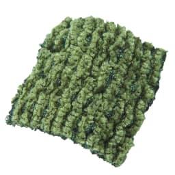 イタリア製フィットカバー「ヴェルート」 座面・背もたれ兼用クッションカバー(1枚) Texture 〈ヴェルート〉 シェニール糸のソフトな肌触りと光沢感。立体感のある織りで表現されたストライプがソファをグレードアップ。