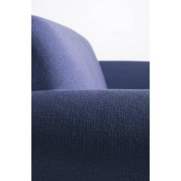 スペイン製カバー〈エデン〉 ソファカバー アーム付き 【Eden】 凹凸の無いフラット生地。(オ)バイオレット