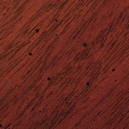 ベネチア調象がんシリーズ デスク 幅80cm スパッタリング塗装:スパッタリング(黒点)塗装を施すことで、クラシック家具の味わい深い趣を表現しました。