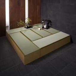 ユニット畳シリーズ 1畳 高さ31cm ※お得な8畳セットもあります。 【1畳×2・1.5畳×4】